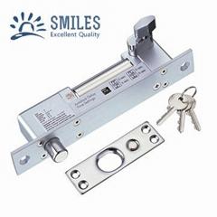 NO Type Electric Drop Deadbolt Door lock with key Function