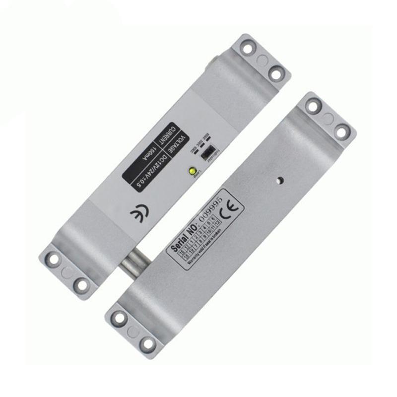 12V/24V Hanging Surface mounted Electric Drop Bolt lock  4