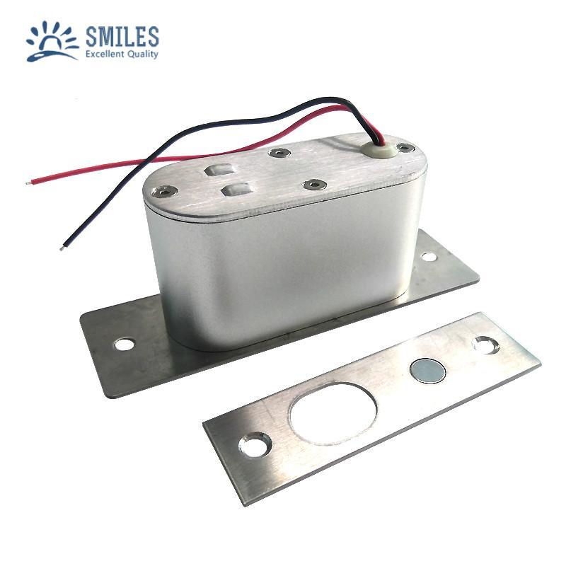Mini Embedded Electric Drop Bolt Door Lock 1