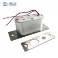 Mini Embedded Electric Drop Bolt Door