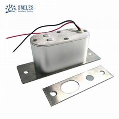 Mini Embedded Electric Drop Bolt Door Lock