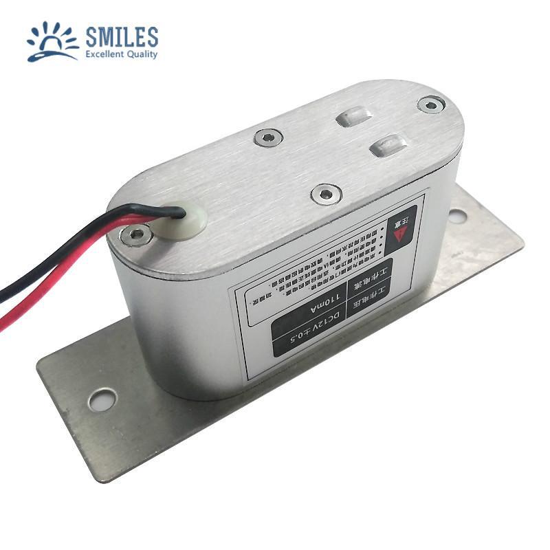 Mini Embedded Electric Drop Bolt Door Lock 2