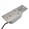Mini Embedded Electric Drop Bolt Door Lock 3