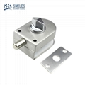 Floor Latch Manual Lock For Glass Gate Door