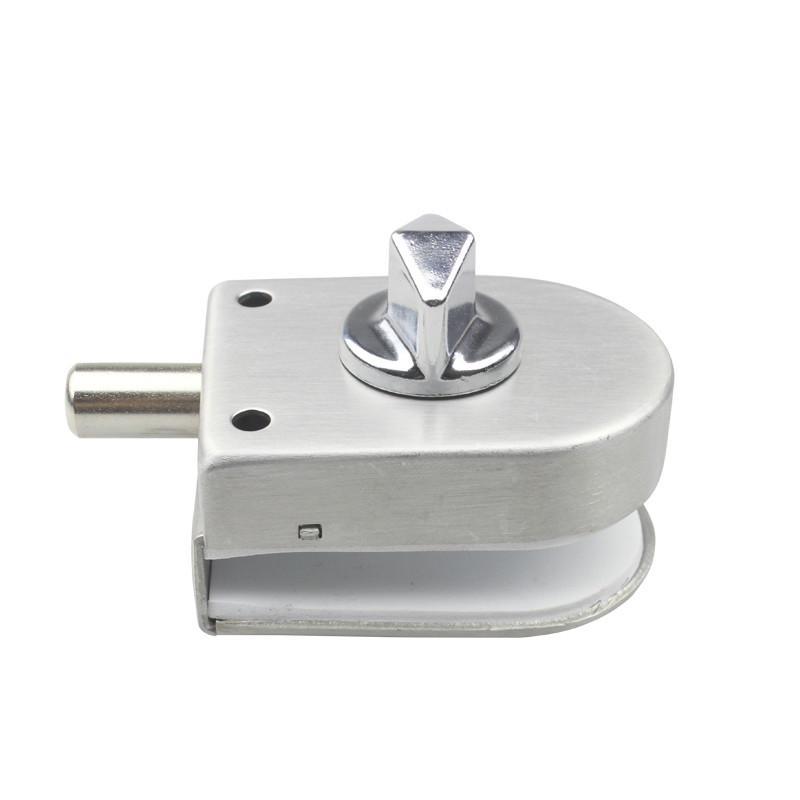 Floor Latch Manual Lock For Glass Gate Door  3