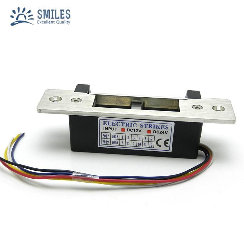 ANSI America Standard Electric Strike Door lock Adjustable NO/NC  1