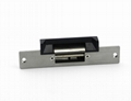 12V/24V NO/NC Wide Liquid Electric Strike Door Lock with Safe Edge  3