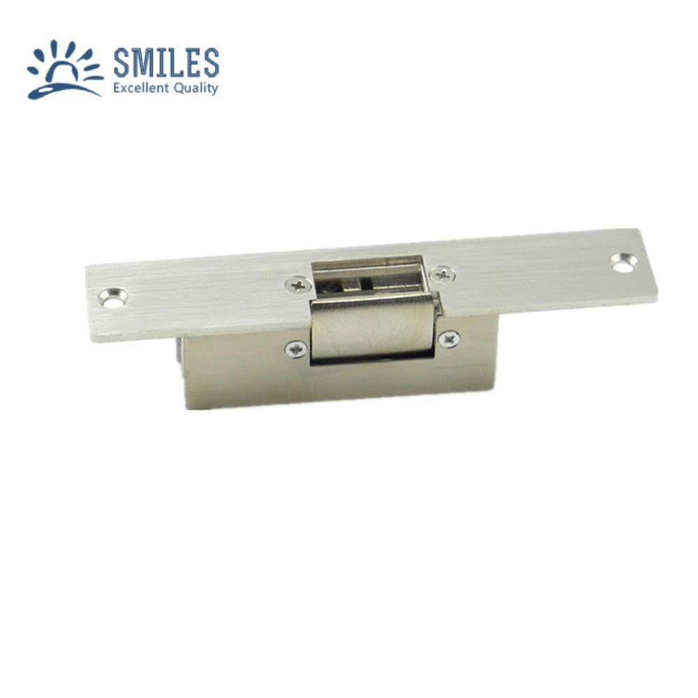 NO /NC 12V/24V Electric Strike Lock For Door Access Control 1