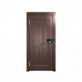 Intelligent Electronic Rim Door Locks With Remote Control, RFID Card 6