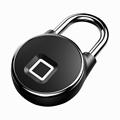 Intelligent IP66 Waterproof Keyless Bluetooth Fingerprint Padlock  6