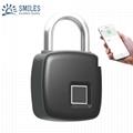 Portable Keyless Bluetooth Fingerprint