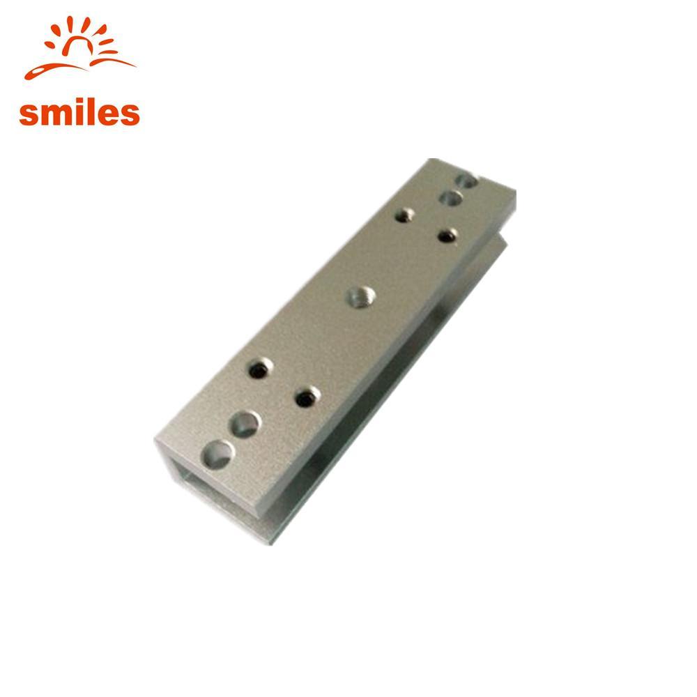 U-bracket for 180 KG Magnetic lock Fit for Frameless Glass Door 1