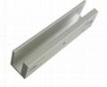 350KG/800LBS U Bracket Clamp For Frameless Glass Door  2