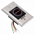 No Touch Infrared Sensor Exit Button For Door Access Control 3