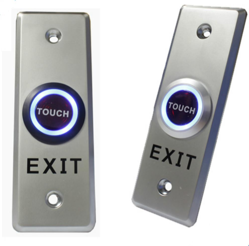 Touch Sensor Door Exit Release Push Switch With Distance Adjust  2