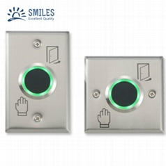 Non touch Exit Button Support Time and Distance Adjustable