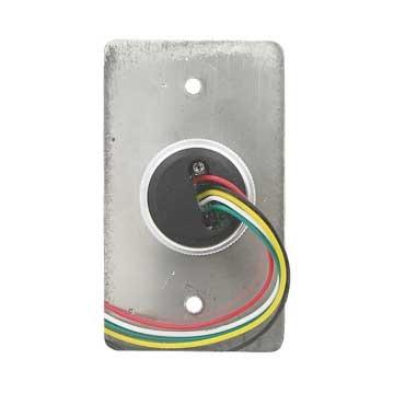 No touch exit button with LED light and distance adjustable  3