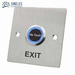 86 Type Square Touchless Sensor Exit Button