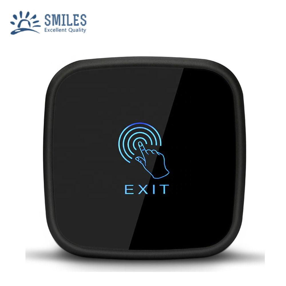 Touch Panel Door Exit Push Button  1