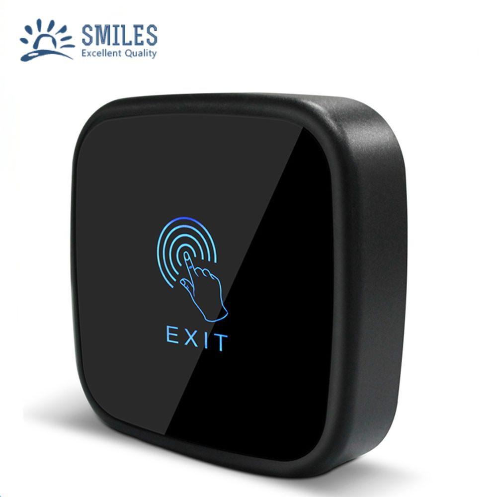 Touch Panel Door Exit Push Button  2