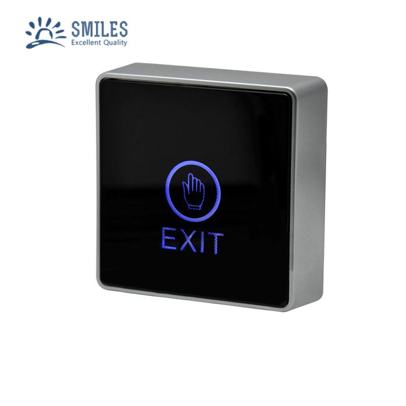 DC12V Square Touch Sensor Switch Door Exit Release Button 1