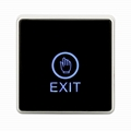 DC12V Square Touch Sensor Switch Door Exit Release Button 2