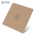 Square Type Touch Sensor Door Release Exit Button 1