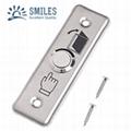 Stainless Steel Door Release Switch Exit