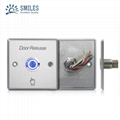 Wholesale Metal Door Release Exit Switch With LED Light  2