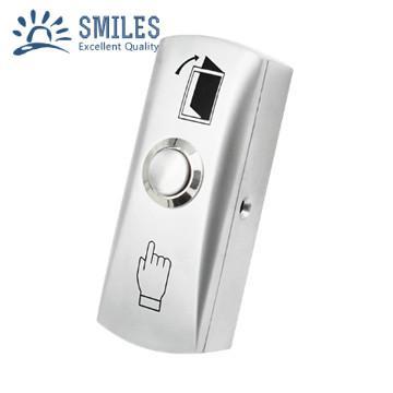 Zinc Alloy Door Exit Release Push Button For Access Control System  1