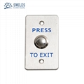 Door Release Exit Push Switch For Access