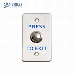 Door Release Exit Push Switch For Access Control System