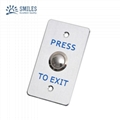 Door Release Exit Push Switch For Access Control System 2
