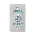 Waterproof SS304 Access Control Exit Button With LED Light 2