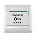 Plastic Door Exit Push Button For Access Control System 2