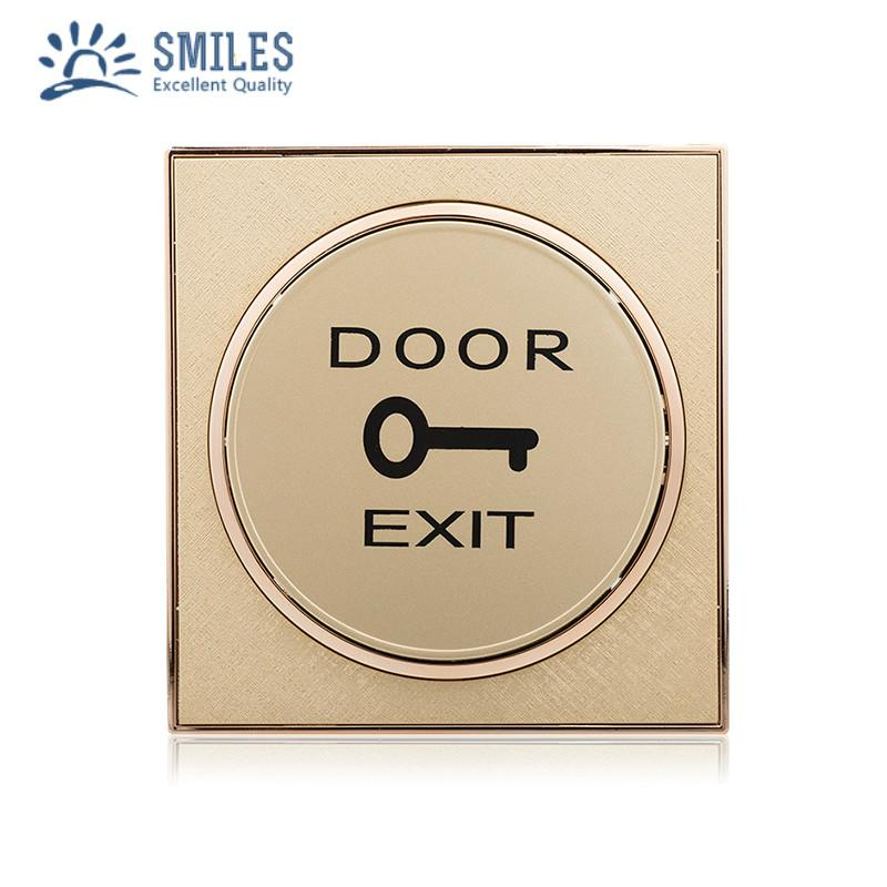 36V Plastic Exit Switch/Door Push Button For Access Control  1