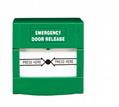 DPDT Reset Emergency Fire Alarm Exit Button 2