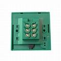Glass Press Break Green Exit Emergency Door Release Switch For Fire Alarm  3