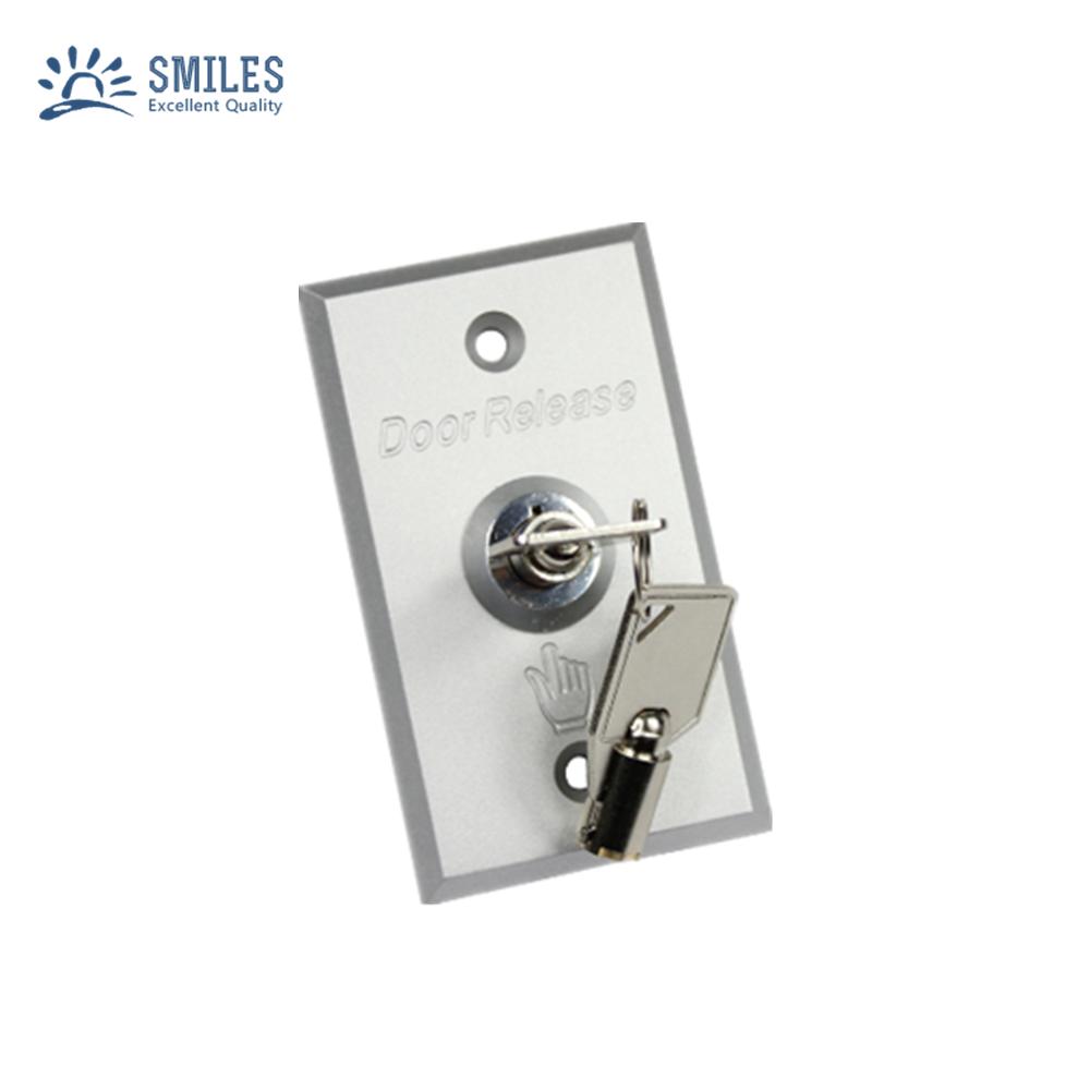 Emergency Metal Key Switch Fire Emergency Button  1