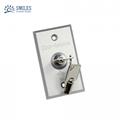 Emergency Metal Key Switch Fire