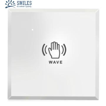 Wave Infrared Sensor Touchless Button For Automatic Door  1