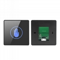 DC12-24V Contactless Hand Wave Exit Button For Access Control System  2