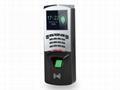 Fingerprint Time Attendance Machine Support Card Reader 2