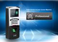 Fingerprint Time Attendance Machine Support Card Reader 6