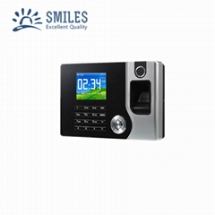 Biometric Time Recording With TCP/IP, RS485, USB Communication