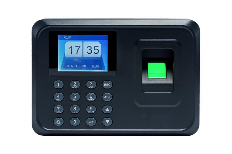 Biometric Fingerprint Access Control Support Offline Working With U Disk  2