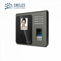 TCP/IP Facial Recognition Biometric Time
