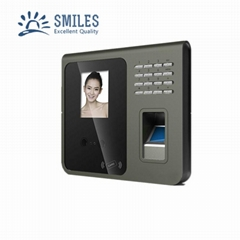 TCP/IP Facial Recognition Biometric Time Attendance