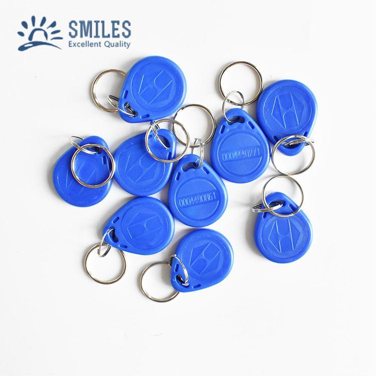 Waterproof 125khz Contactless RFID Keytag/EM Keyfob/Keychain 1