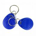 Waterproof 125khz Contactless RFID Keytag/EM Keyfob/Keychain 3